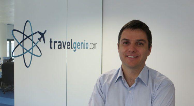 Mariano Pelizzari, CEO de Travelgenio